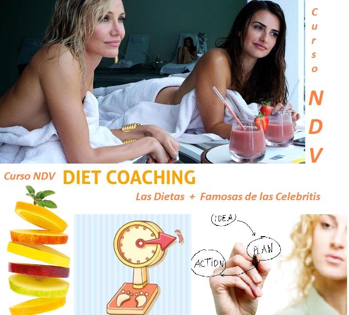 NDV Expert Coach en Dietas de los Famosos