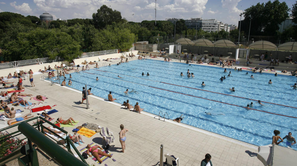 Cloramina comparte la diversi n no los g rmenes for Camping en las landas con piscina cubierta