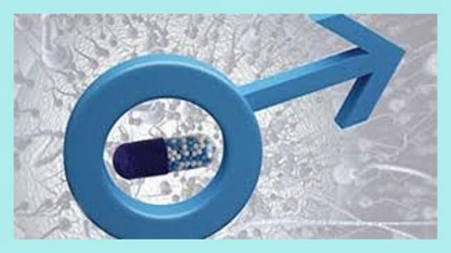(NES/T) un gel que los hombres deben aplicarse diariamente sobre sus hombros para evitar ser fértiles.