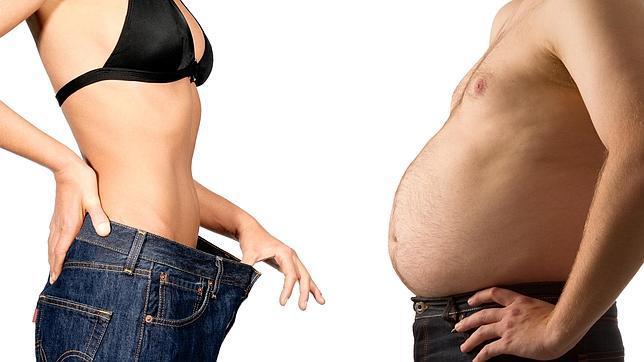 """""""Un tercio de las personas delgadas son obesas"""