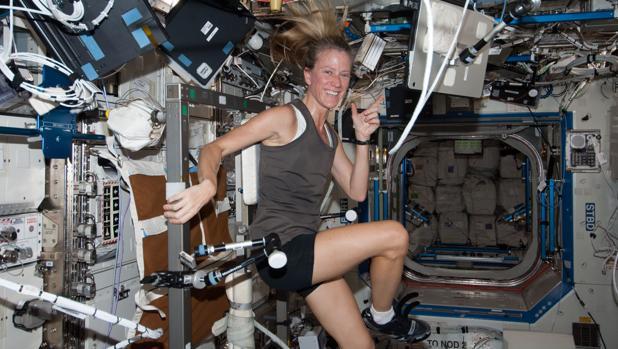 Cuarentena Fit, la Agencia Espacial Europea (ESA), propone diferentes ejercicios para estar en forma y combatir el estrés durante el aislamiento por la Covid-19