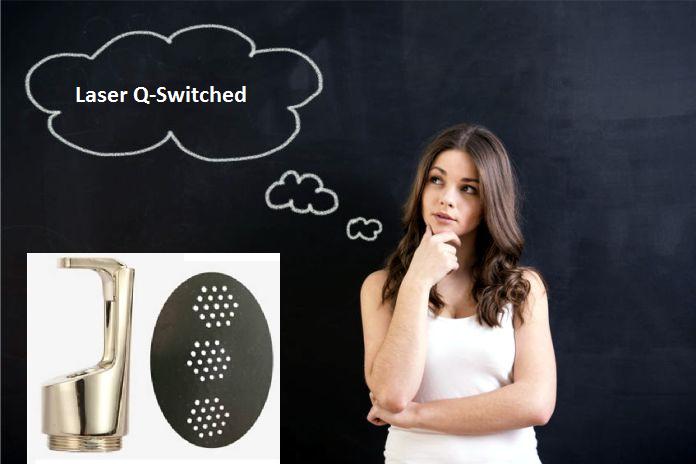 Novedades LÁSER Q-Switched; con filtro HoneComb, con tecnología de haz (cuadrado) y tecnología de superficie plana