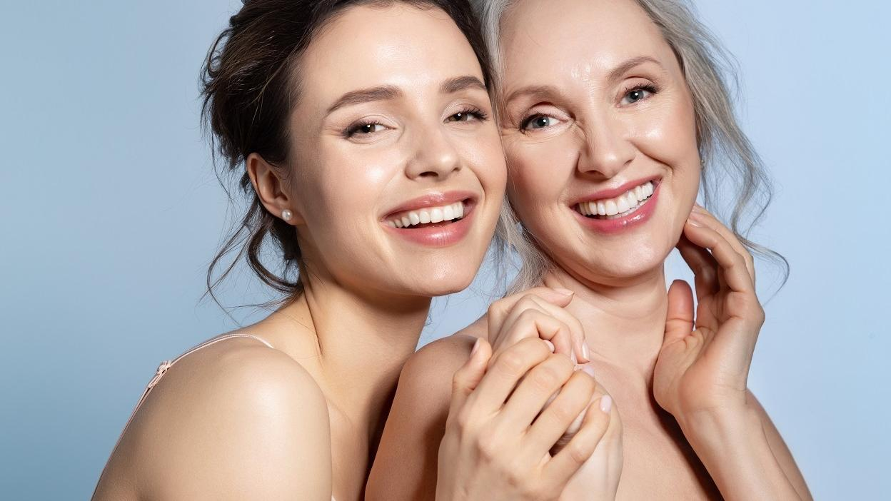 Los Estrógenos son muy influyentes y protagonistas del envejecimiento de la piel en la mujer